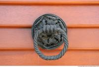 Photo Texture of Door Knocker