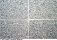 Photo Texture of Round Floor