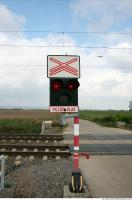 Photo Reference of Railway Semaphore