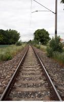 free photo texture of background railways
