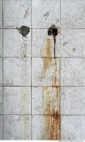 Photo Texture of Leaking Tiles