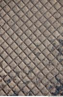 Photo Texture of Metal Floor Bare , metal, texturing, stock photo, real photo, floor, bare, dirty, brown