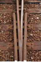 Photo Texture of Rail