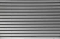 Photo Texture of Metal Corrugated New