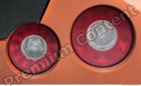 free photo texture of taillights car