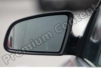 Photo Texture of Rearview Mirror