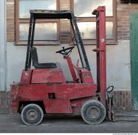 free photo texture of forklifts