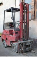 Photo Reference of Forklifts