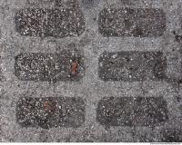 Photo Texture of Pavement Floor