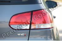 Photo Texture of Taillights Car