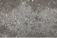 Photo Texture of Ground Gravel 0002