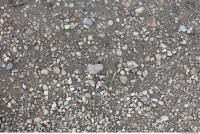 Photo Texture of Ground Gravel 0005