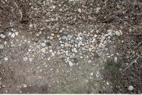 Photo Texture of Ground Gravel 0007