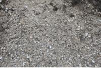 Photo Texture of Ground Gravel 0030