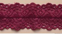 Photo Texture of Fabric Lace Trims