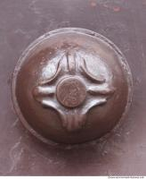 Photo Texture of Doors Handle Historical 0002