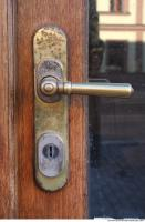 Photo Texture of Doors Handle Historical 0005