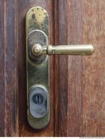 Photo Texture of Doors Handle Historical 0010