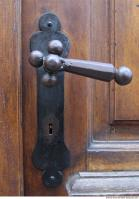 Photo Texture of Doors Handle Historical 0015