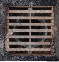 Photo Texture of Sewer 0001