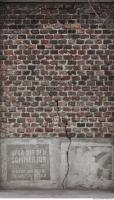 Photo Texture of Wall Brick 0025