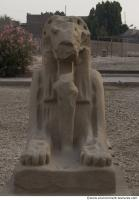 Photo Reference of Karnak Statue 0001
