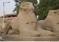 Photo Reference of Karnak Statue 0006