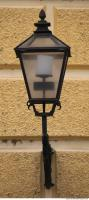 Photo Texture of Exterior Lamp 0001