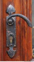 Photo Texture of Door Handle 0002