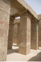 Photo Texture of Karnak Temple 0111