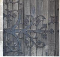 Photo Texture of Ironwork 0011