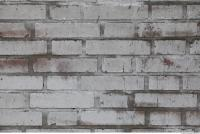 Photo Texture of Wall Brick Painted 0001
