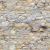 Photo High Resolution Seamless Wall Stone Texture 0005