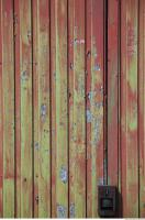 metal corrugated plate painted