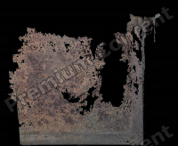 High Resolution Decal Rust Texture 0005