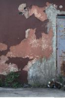 photo texture of wall plaster paint peeling 0005