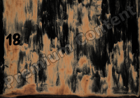 photo texture of rusted decal 0007