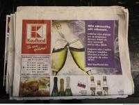 photo texture of newspaper 0001