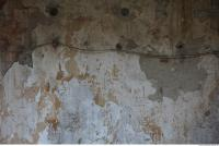 photo texture of wall plaster painted