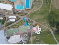 photo texture of aquapark from above 0004