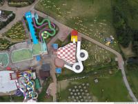 photo texture of aquapark from above 0008