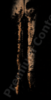 photo texture of rust decal 0005