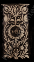 photo texture of ornate decal 0001