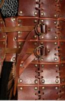 photo texture of buckles leather  0007