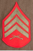 photo texture of army patch 0002