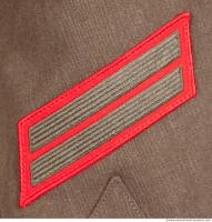 photo texture of army patch 0003