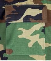 photo texture of fabric camouflage 0003