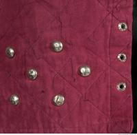 photo texture of studded fabric 0001