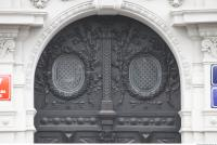 photo texture of door ornate 0003