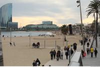 background barcelona beach 0002